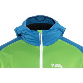 Directalpine Alpha Jacket 2.0 Hombre, green/blue